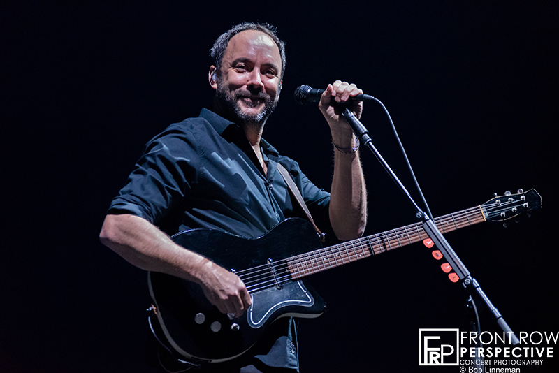 Dave Matthews Band Wells Fargo Center 12.11.18