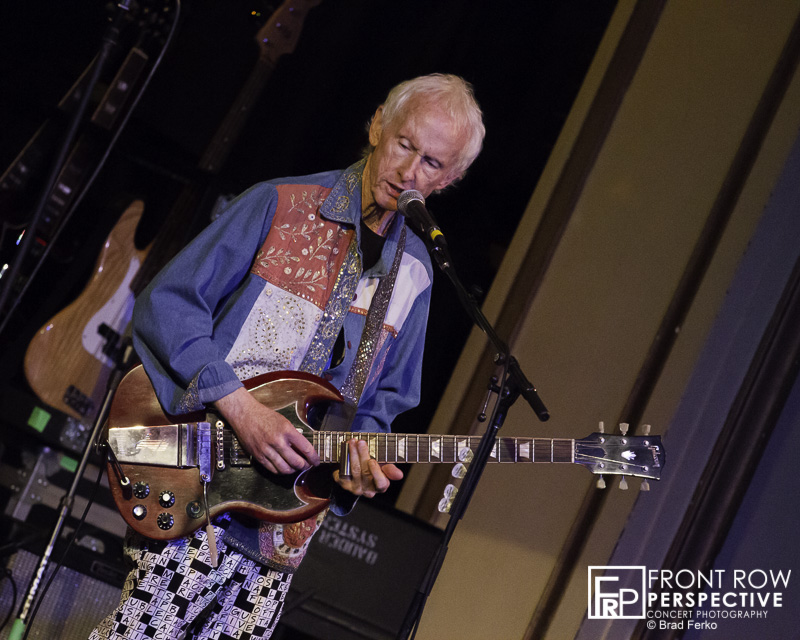 RobbyKrieger-180  sc 1 st  Front Row Perspective & Legendary Doors Guitarist and Songwriter Robby Krieger Plays the ...