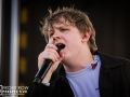Lewis Capaldi performing at the Radio 104.5 Birthday show 06.02.19