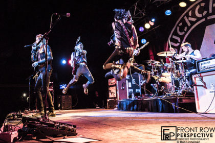 Buckcherry performing at the Starland Ballroom - NJ - 10.12.18