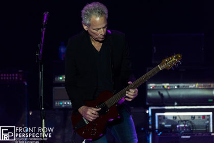 Lindsey Buckingham performing at The Scottish Rite Auditorium in Collingswood, NJ (Philly) on 12.01.18
