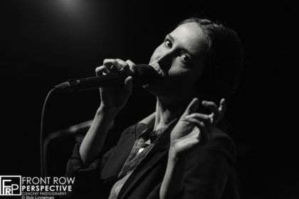 July Talk performing at The Fillmore 02.14.19