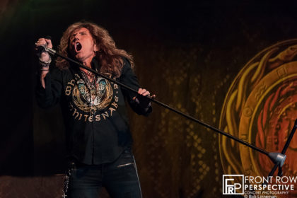 Whitesnake performing at the XCite Center Bensalem, PA 05.02.19