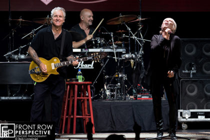 Pat Benatar and Neil Giraldo performing at the XCite Center Bensalem, PA 06.27.19