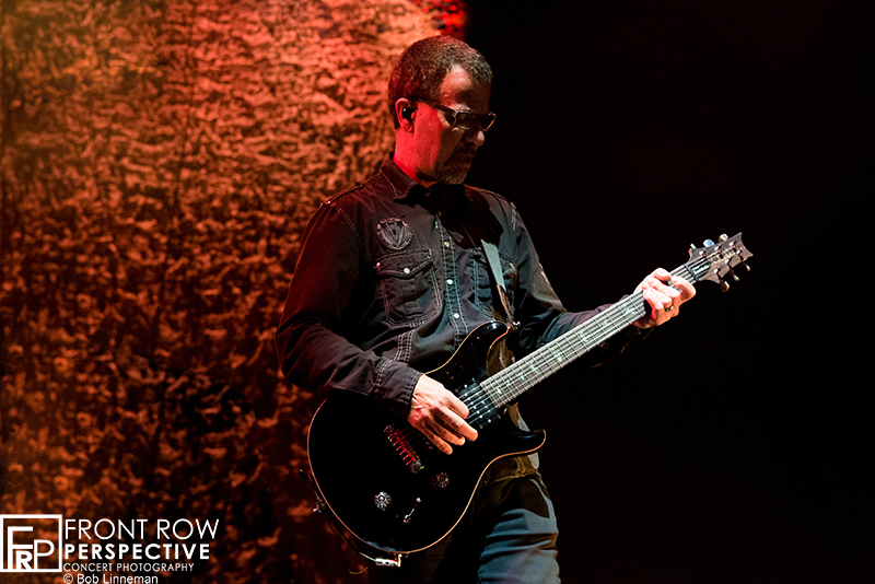 Godsmack performing in Atlantic City 07.20.19