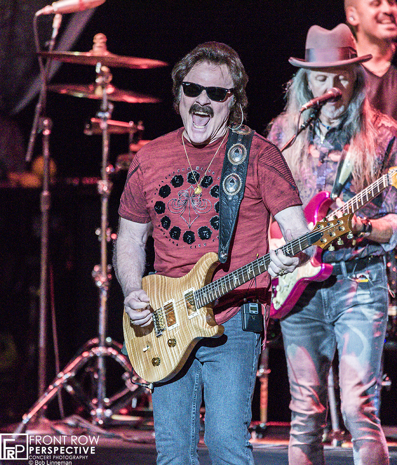 The Doobie Brothers performing at the BB&T Pavilion - Camden, NJ 08.24.19