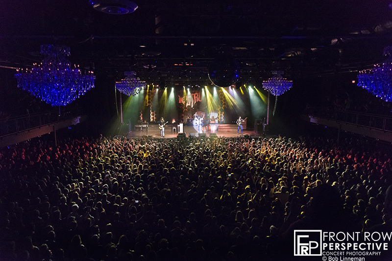 The Struts performing at The Fillmore in Philadelphia December 2019