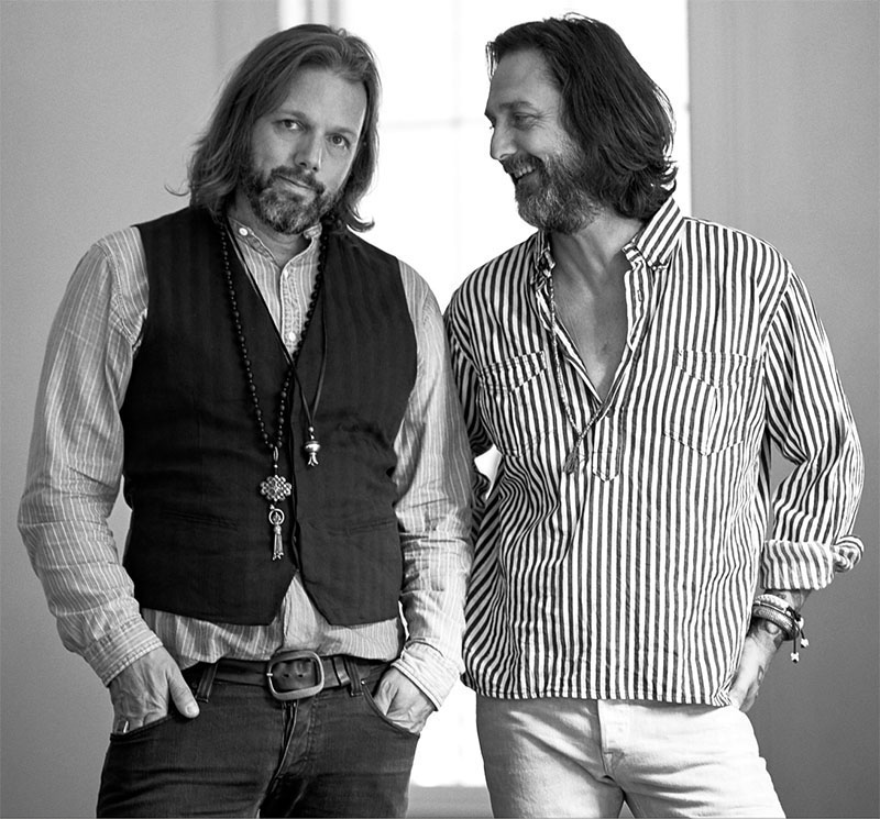 Rich & Chris Robinson